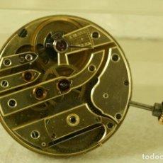 Relojes - Patek: MAQUINA RELOJ BOLSILLO SIN FIRMAR CON ESFERA. Lote 183737322