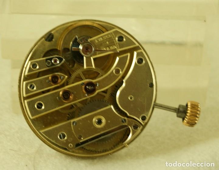 Relojes - Patek: MAQUINA RELOJ BOLSILLO SIN FIRMAR CON ESFERA - Foto 2 - 183737322