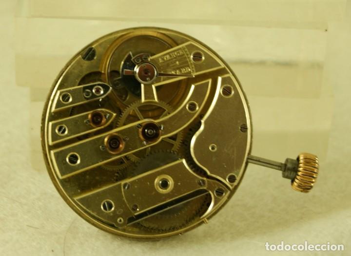 Relojes - Patek: MAQUINA RELOJ BOLSILLO SIN FIRMAR CON ESFERA - Foto 4 - 183737322