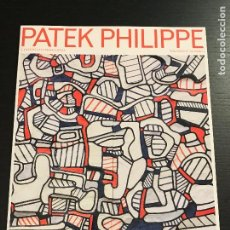 Relojes - Patek: PATEK PHILIPPE REVISTA INTERNACIONAL VOLUMEN IV NUMERO 3 - RELOJ RELOJES - NO CATALOGO ROLEX SEIKO. Lote 192193837