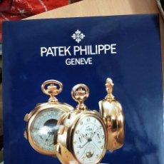 Relógios - Patek: LIBRO PATEK PHILIPPE, AÑO 1993, 2 EDICION, SOLO 1000 EJEMPLARES, EN INGLES. Lote 196035601