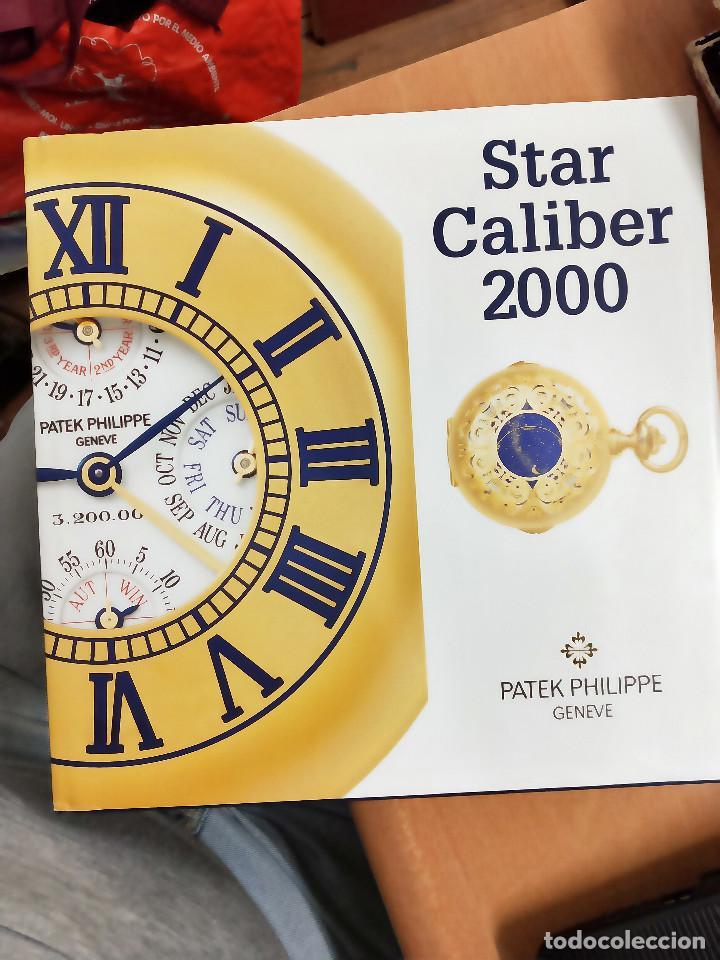 STAR CALIBER 2000 PATEK PHILIPPE GENEVE (Relojes - Relojes Actuales - Patek)