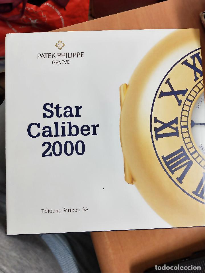 Relojes - Patek: Star Caliber 2000 Patek Philippe Geneve - Foto 2 - 196036768