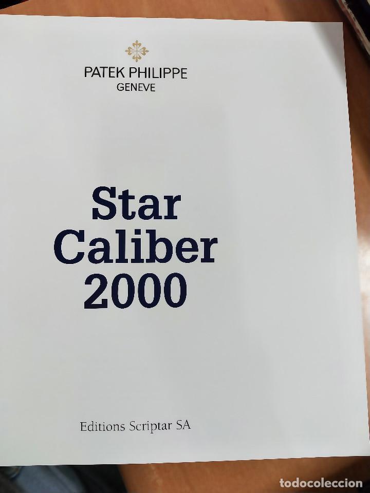 Relojes - Patek: Star Caliber 2000 Patek Philippe Geneve - Foto 3 - 196036768