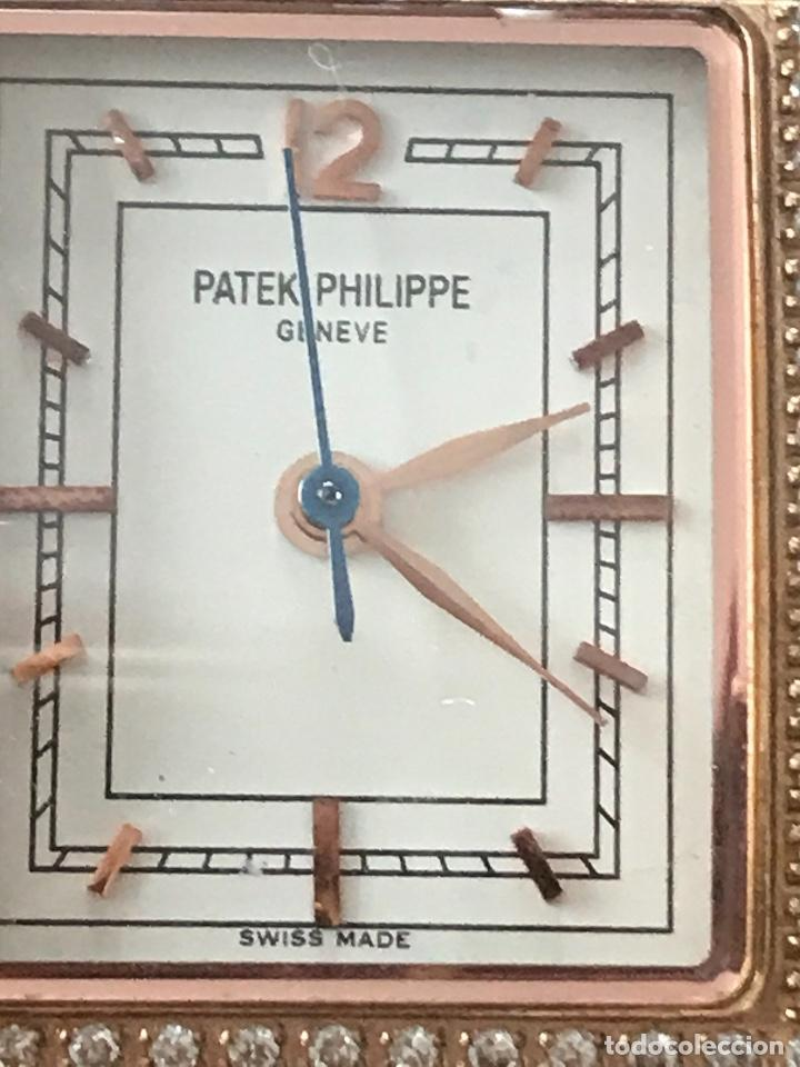 RELOJ DE SEÑORA COPIA DE LA MARCA PATEK PHILIPPE (Relojes - Relojes Actuales - Patek)