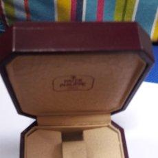 Relojes - Patek: CAJA ORIGINAL DE PIEL PARA RELOJ PATEK PHILIPPE MAUTILUS VINTAGE GENEVE SWISS. Lote 217853150
