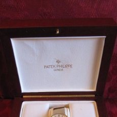 Relojes - Patek: PATEK PHILIPPE AUTOMATICO DE CABALLERO TODO 18K. ESTUCHE. FUNCIONANDO. Lote 226769555