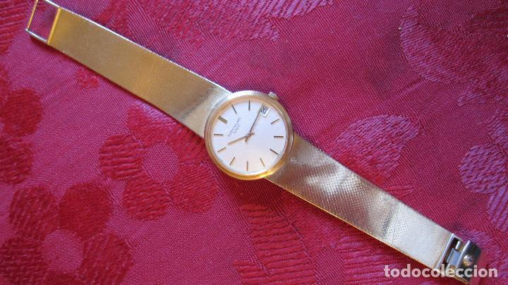 Relojes - Patek: PATEK PHILIPPE AUTOMATICO DE CABALLERO TODO 18K. ESTUCHE. FUNCIONANDO - Foto 8 - 226769555