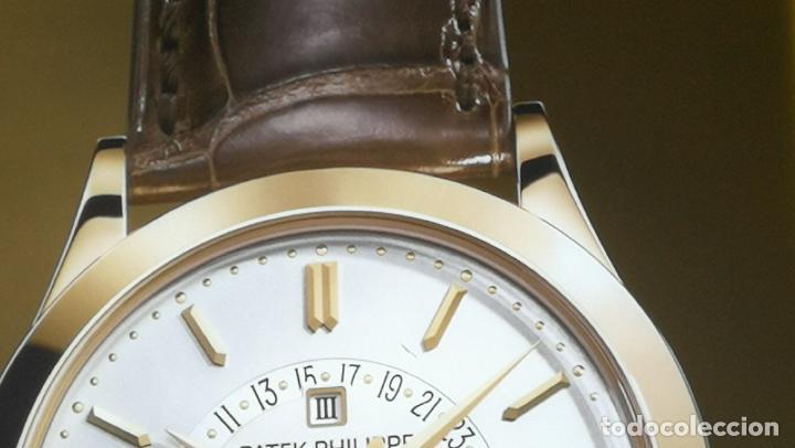 Relojes - Patek: CUADRO, CARTEL grande LUMINOSO DE PUBLICIDAD RELOJ PATEK PHILIPPE, DE EXPOSICION INTERIOR y ....... - Foto 15 - 231179490