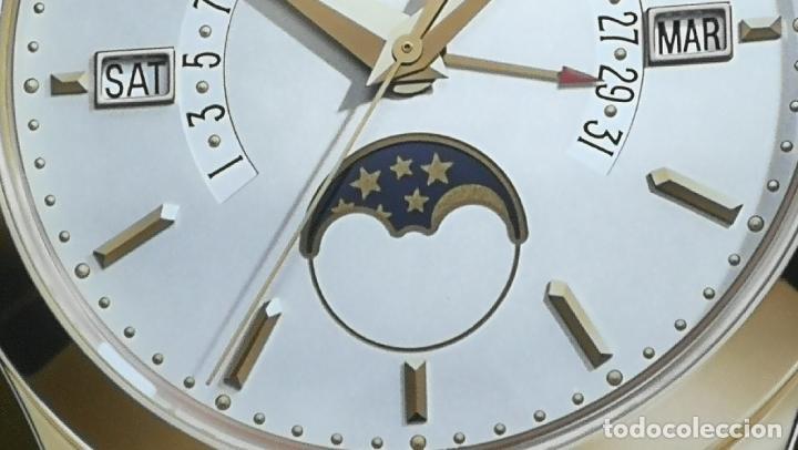 Relojes - Patek: CUADRO, CARTEL grande LUMINOSO DE PUBLICIDAD RELOJ PATEK PHILIPPE, DE EXPOSICION INTERIOR y ....... - Foto 17 - 231179490