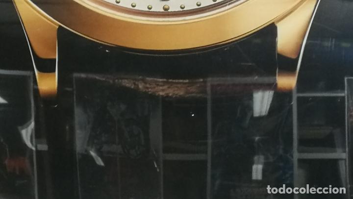 Relojes - Patek: CUADRO, CARTEL grande LUMINOSO DE PUBLICIDAD RELOJ PATEK PHILIPPE, DE EXPOSICION INTERIOR y ....... - Foto 43 - 231179490