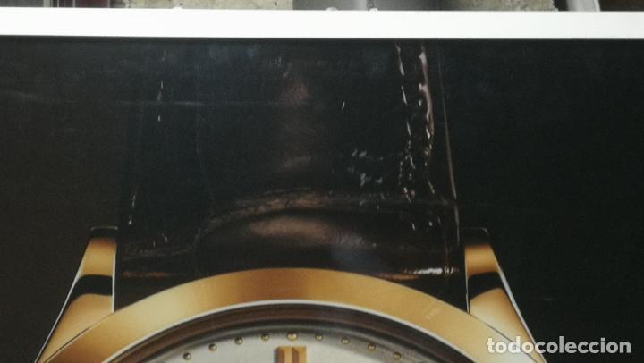 Relojes - Patek: CUADRO, CARTEL grande LUMINOSO DE PUBLICIDAD RELOJ PATEK PHILIPPE, DE EXPOSICION INTERIOR y ....... - Foto 44 - 231179490