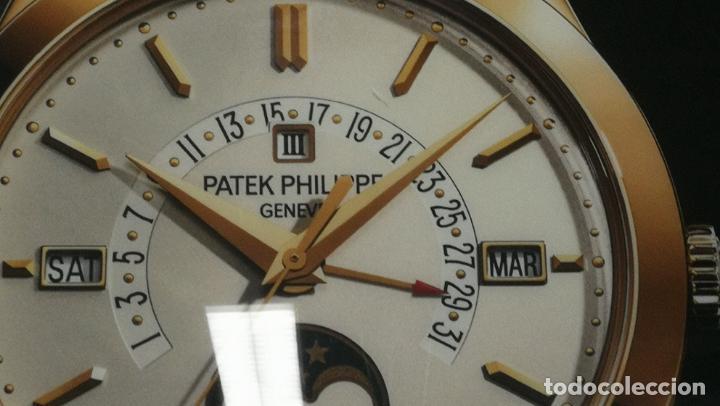 Relojes - Patek: CUADRO, CARTEL grande LUMINOSO DE PUBLICIDAD RELOJ PATEK PHILIPPE, DE EXPOSICION INTERIOR y ....... - Foto 48 - 231179490