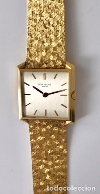 Relojes - Patek: PATEK PHILIPPE CALATRAVA ED.ESPECIAL ORO 18KTS. ¡¡NUEVO!! - Foto 3 - 232648365