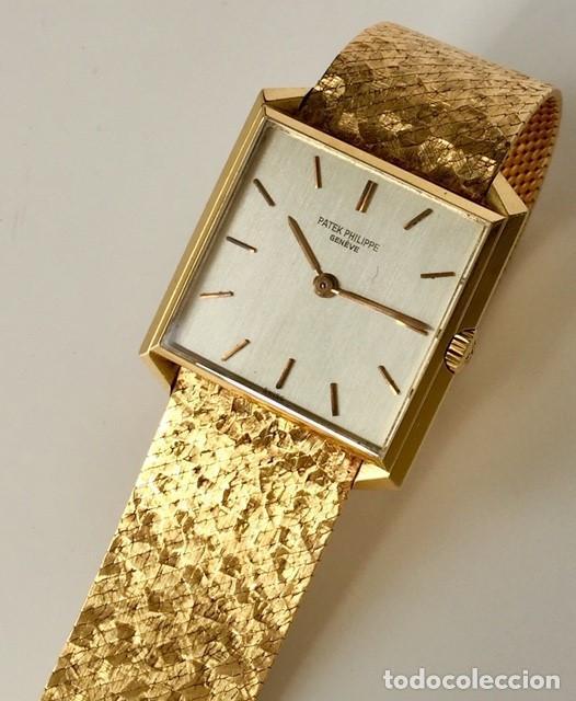 Relojes - Patek: PATEK PHILIPPE CALATRAVA ED.ESPECIAL ORO 18KTS. ¡¡NUEVO!! - Foto 2 - 232648365