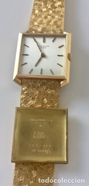 Relojes - Patek: PATEK PHILIPPE CALATRAVA ED.ESPECIAL ORO 18KTS. ¡¡NUEVO!! - Foto 6 - 232648365