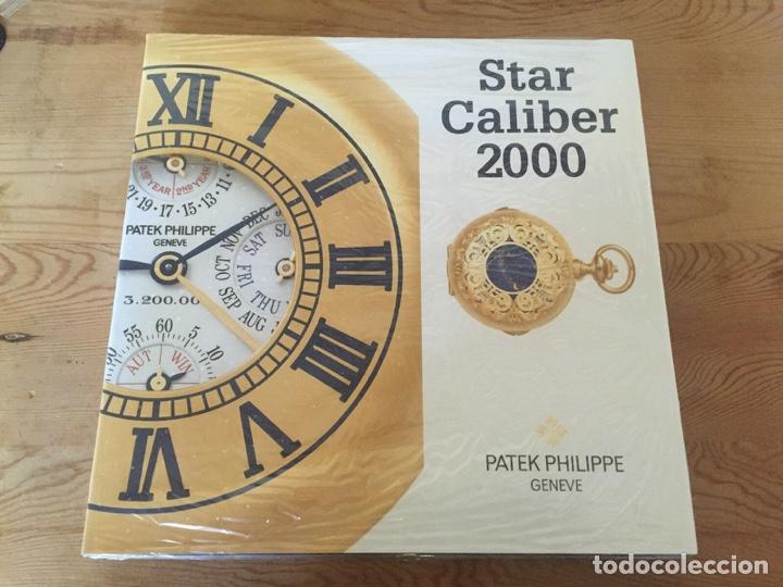 PATEK PHILIPPE - BOOK PATEK PHILIPPE LIBRO - STAR CALIBER 2000 - SPANISH - RELOJES WATCHES (Relojes - Relojes Actuales - Patek)