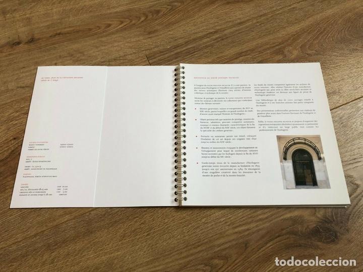 Relojes - Patek: Patek Philippe - Booklet Folleto PATEK PHILIPPE Museum - Guide dOrientation - French - Foto 3 - 251912275