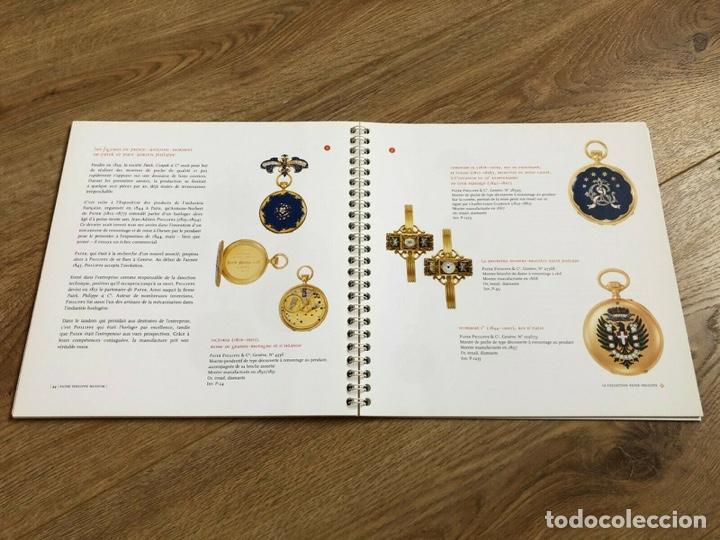 Relojes - Patek: Patek Philippe - Booklet Folleto PATEK PHILIPPE Museum - Guide dOrientation - French - Foto 7 - 251912275