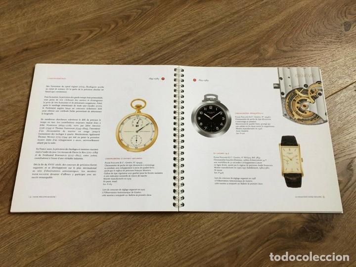 Relojes - Patek: Patek Philippe - Booklet Folleto PATEK PHILIPPE Museum - Guide dOrientation - French - Foto 8 - 251912275