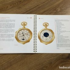 Relojes - Patek: PATEK PHILIPPE - BOOKLET FOLLETO PATEK PHILIPPE MUSEUM - GUIDE D'ORIENTATION - FRENCH. Lote 251912275