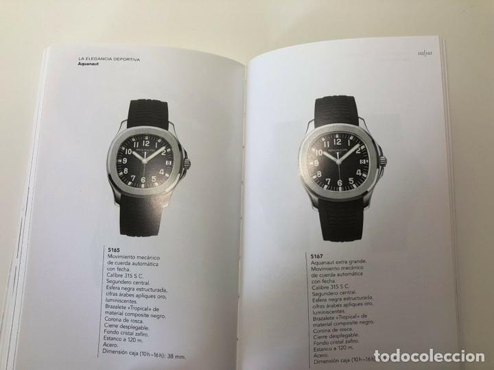 Relojes - Patek: Patek Philippe - Brochure PATEK PHILIPPE Colección Relojes 2007 / 2008 - Nautilus Aquanaut - 5070 - Foto 4 - 251913015