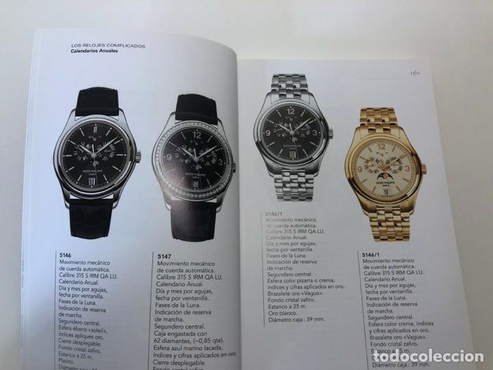 Relojes - Patek: Patek Philippe - Brochure PATEK PHILIPPE Colección Relojes 2007 / 2008 - Nautilus Aquanaut - 5070 - Foto 6 - 251913015