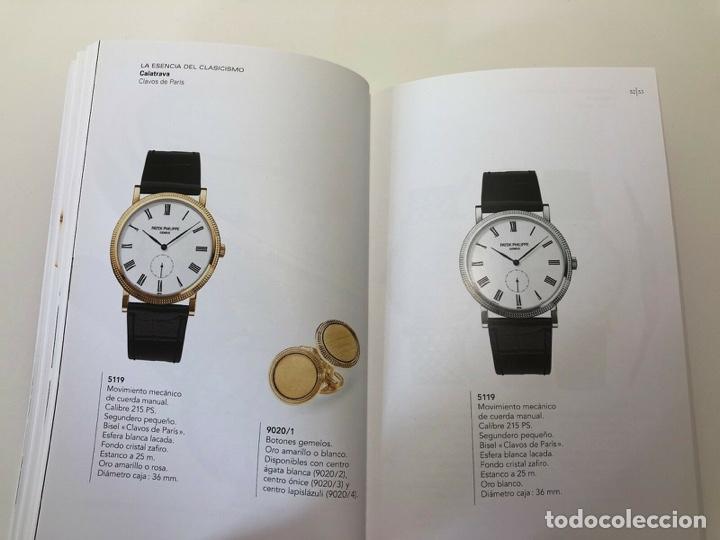 Relojes - Patek: Patek Philippe - Brochure PATEK PHILIPPE Colección Relojes 2007 / 2008 - Nautilus Aquanaut - 5070 - Foto 8 - 251913015