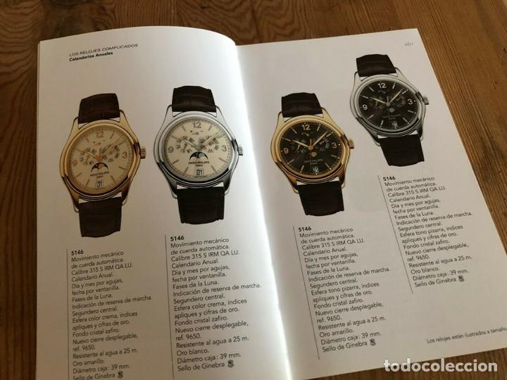 Relojes - Patek: Patek Philippe - Folleto - PATEK PHILIPPE Product Book Colección Principal Relojes 2005 2006 - Foto 6 - 251913350