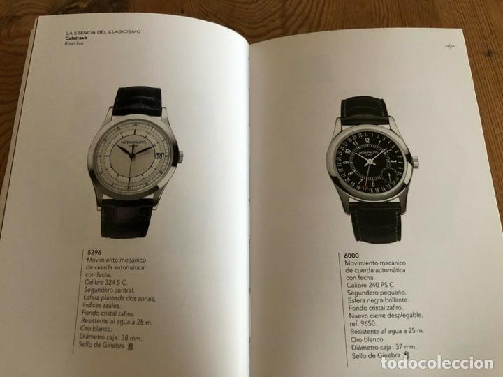Relojes - Patek: Patek Philippe - Folleto - PATEK PHILIPPE Product Book Colección Principal Relojes 2005 2006 - Foto 9 - 251913350