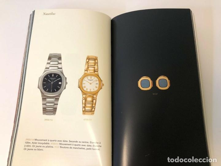 Relojes - Patek: Patek Philippe - PATEK PHILIPPE - Montres Collection 1997 - Nautilus Calatrava Gondolo - French - Foto 2 - 251913700