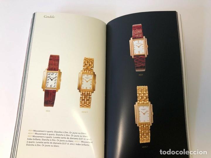 Relojes - Patek: Patek Philippe - PATEK PHILIPPE - Montres Collection 1997 - Nautilus Calatrava Gondolo - French - Foto 9 - 251913700
