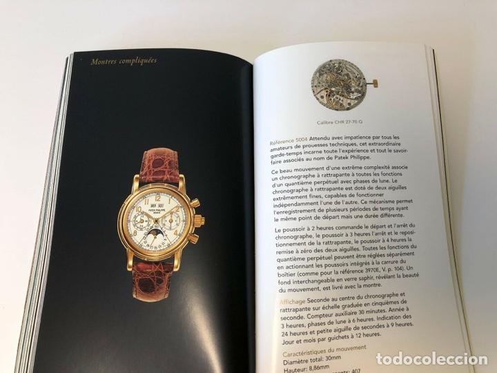 Relojes - Patek: Patek Philippe - PATEK PHILIPPE - Montres Collection 1997 - Nautilus Calatrava Gondolo - French - Foto 11 - 251913700