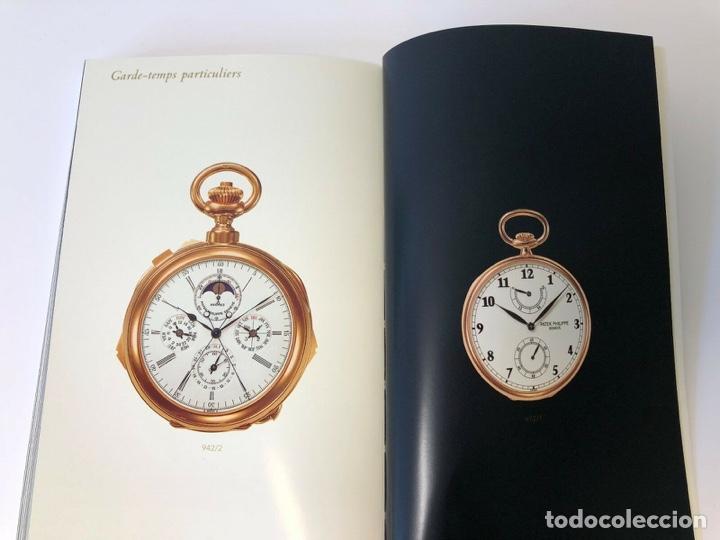 Relojes - Patek: Patek Philippe - PATEK PHILIPPE - Montres Collection 1997 - Nautilus Calatrava Gondolo - French - Foto 12 - 251913700