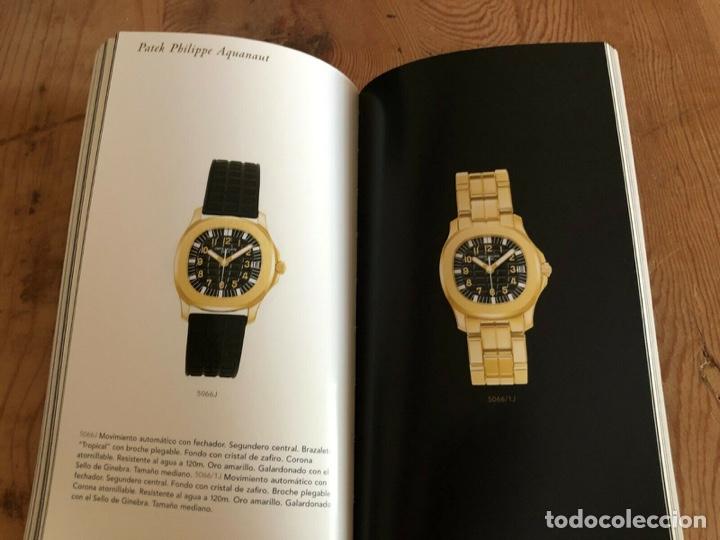 Relojes - Patek: Patek Philippe - Folleto PATEK PHILIPPE Product Book Colección Principal Relojes 1999 - Nautilus - Foto 2 - 251915320