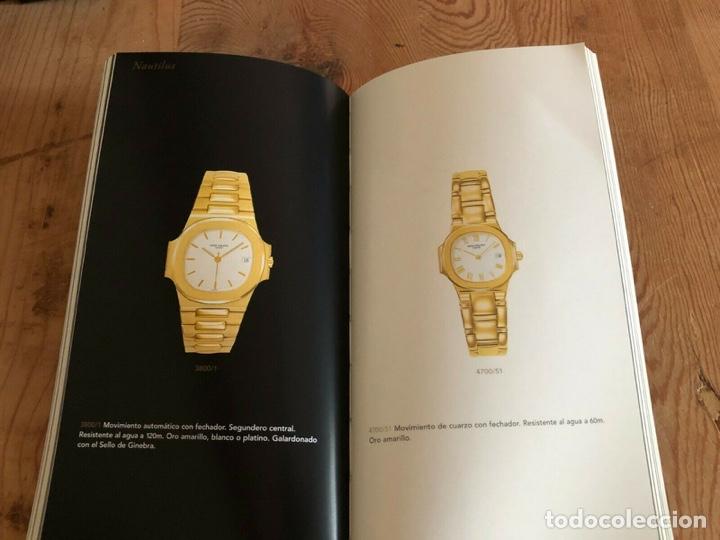 Relojes - Patek: Patek Philippe - Folleto PATEK PHILIPPE Product Book Colección Principal Relojes 1999 - Nautilus - Foto 4 - 251915320