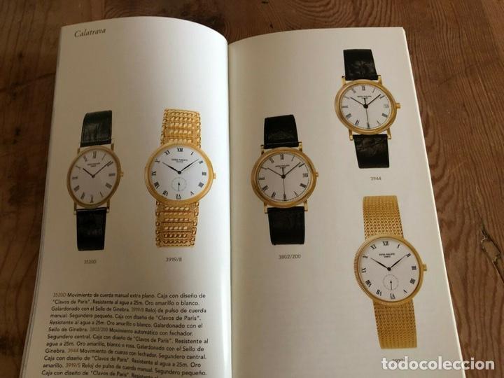 Relojes - Patek: Patek Philippe - Folleto PATEK PHILIPPE Product Book Colección Principal Relojes 1999 - Nautilus - Foto 6 - 251915320