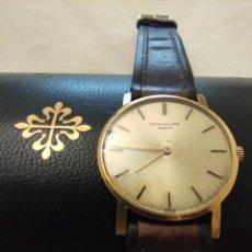 Relojes - Patek: RELOJ PATEK PHILIPPE CALATRAVA ORO 18K. Lote 264512704