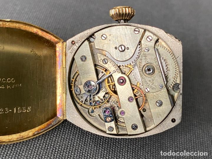 Relojes - Patek: PATEK PHILIPPE wristwatch . gold 14 kt. reloj de oro , a cuerda - Foto 6 - 266403718