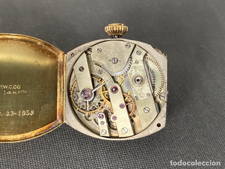 Relojes - Patek: PATEK PHILIPPE wristwatch . gold 14 kt. reloj de oro , a cuerda - Foto 10 - 266403718