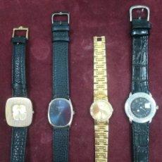 Relojes - Patek: LOTE 4 RELOJES PIAGET Y PHILLIPE. Lote 276401758