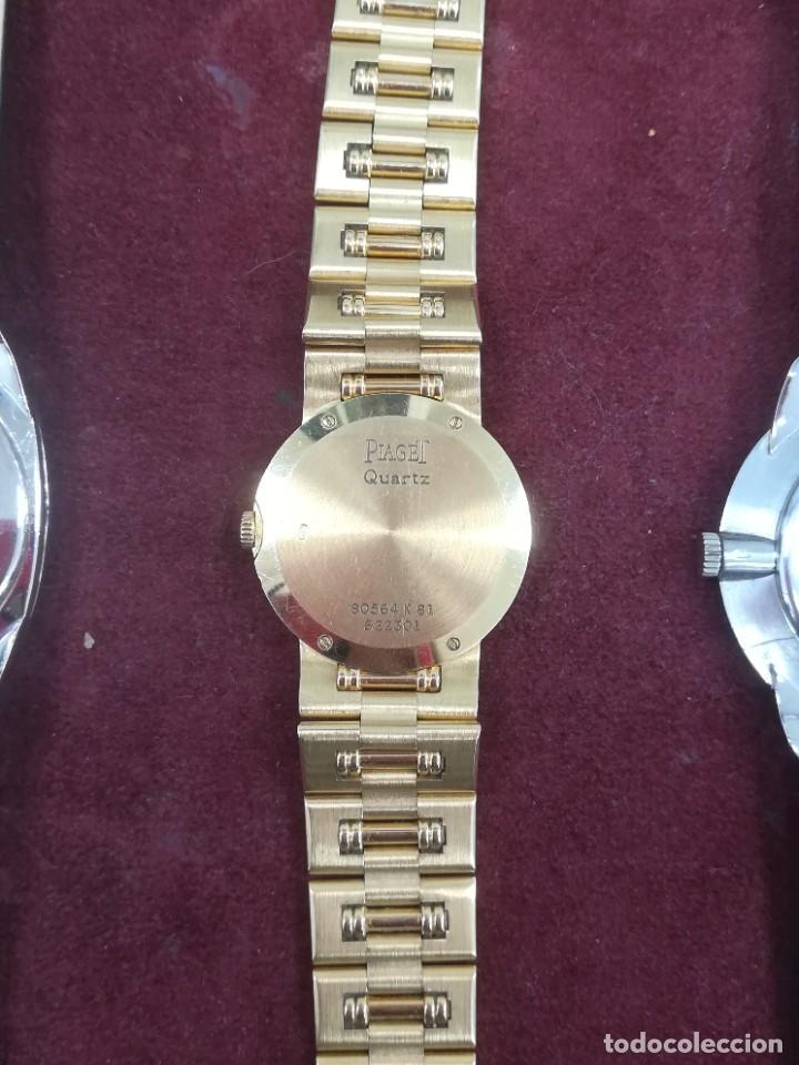 Relojes - Patek: LOTE 4 RELOJES PIAGET Y PHILLIPE - Foto 2 - 276401758