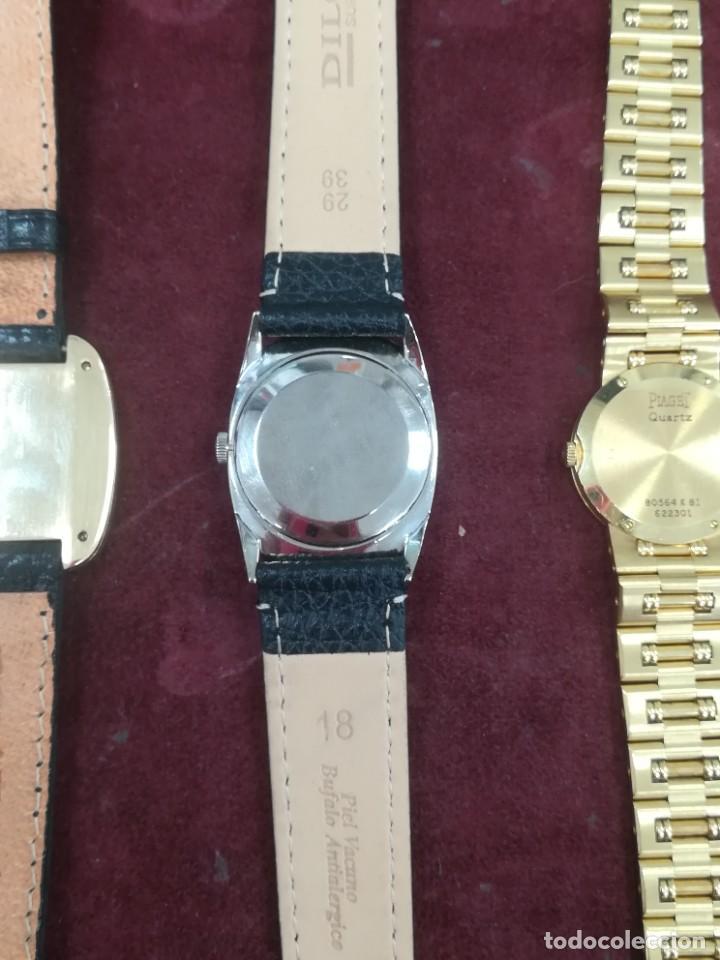 Relojes - Patek: LOTE 4 RELOJES PIAGET Y PHILLIPE - Foto 3 - 276401758