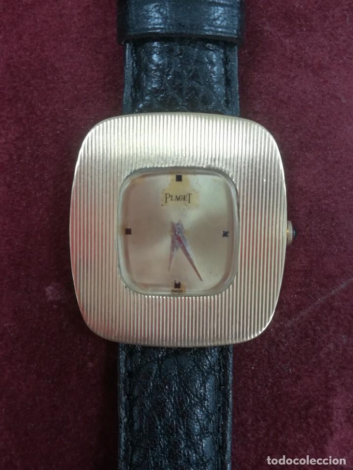 Relojes - Patek: LOTE 4 RELOJES PIAGET Y PHILLIPE - Foto 7 - 276401758