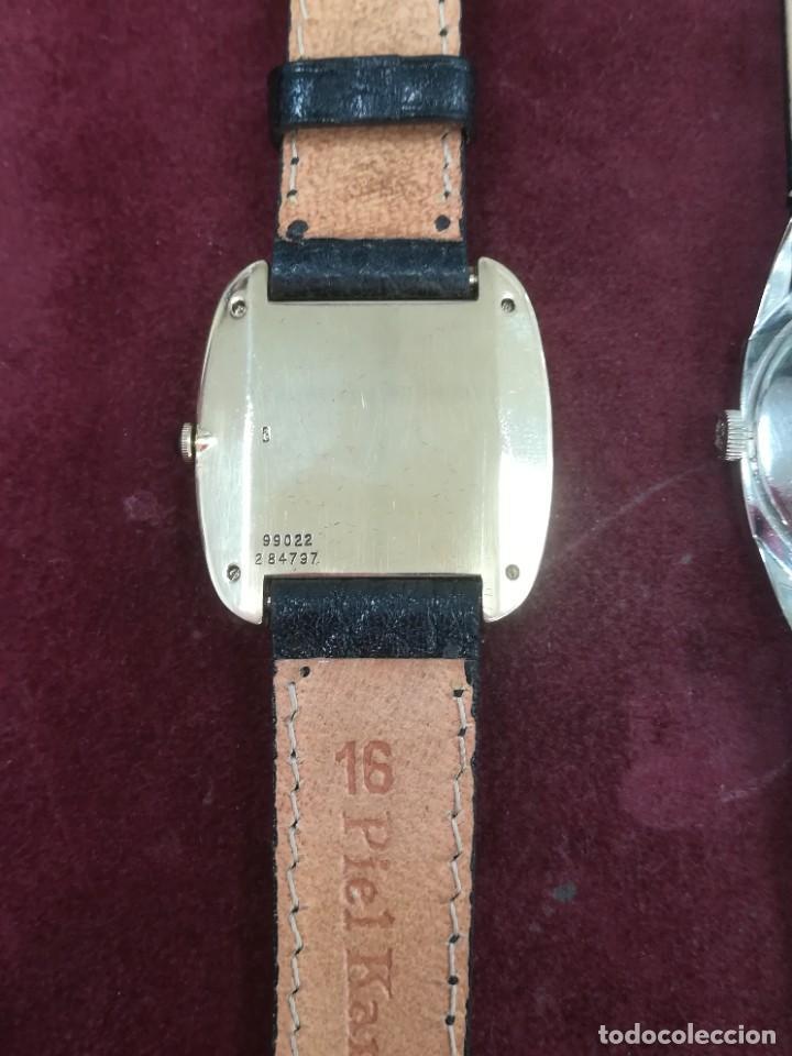 Relojes - Patek: LOTE 4 RELOJES PIAGET Y PHILLIPE - Foto 10 - 276401758