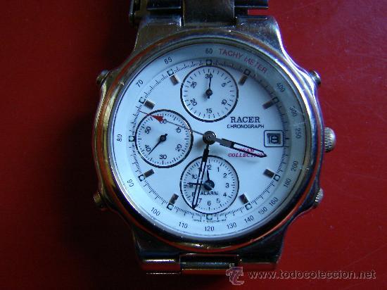 Relojes - Racer: RELOJ RACER CHRONOGRAPH DE CABALLERO - Foto 2 - 26942597