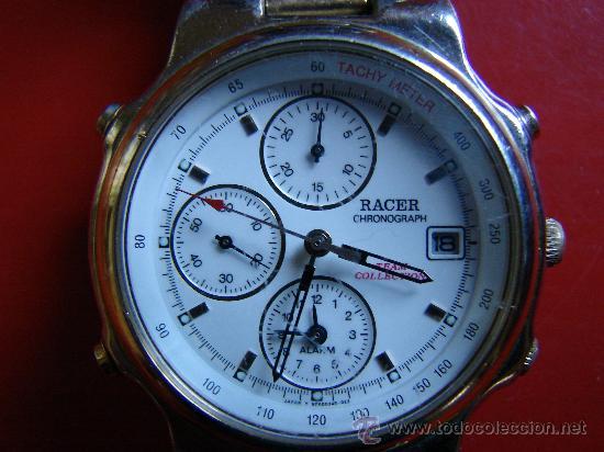 Relojes - Racer: RELOJ RACER CHRONOGRAPH DE CABALLERO - Foto 4 - 26942597