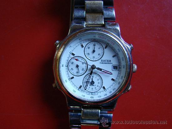 Relojes - Racer: RELOJ RACER CHRONOGRAPH DE CABALLERO - Foto 5 - 26942597