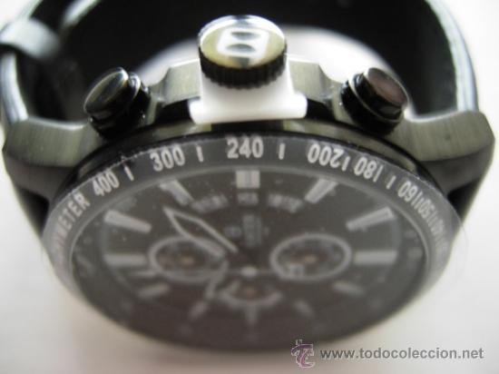 Relojes - Racer: RELOJ RACER CRONO. A estrenar, con precintos, en su caja y garantía. - Foto 5 - 36319145
