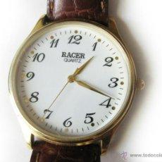 Relojes - Racer: RELOJ DE CABALLERO RACER. Lote 39413591